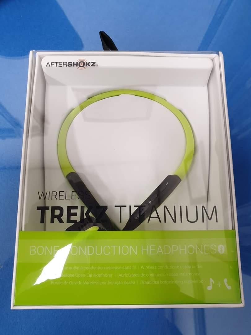 애프터샥 트랙 티타늄 골전도 블루투스