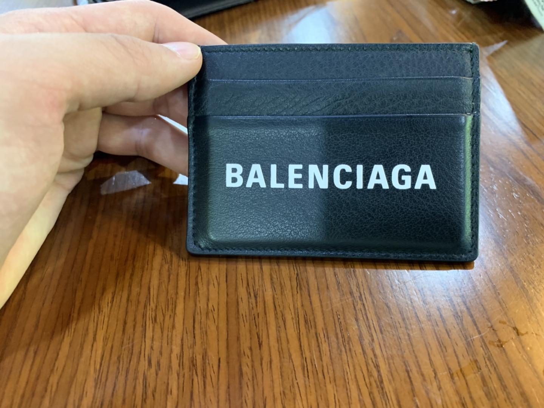 발렌시아가 카드지갑