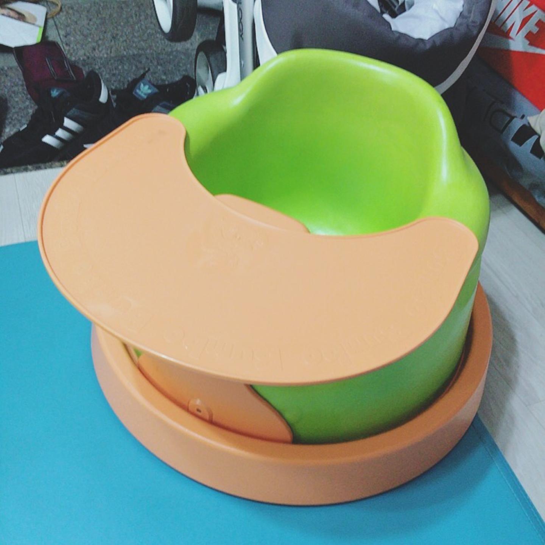 범보의자 아기의자 식탁의자