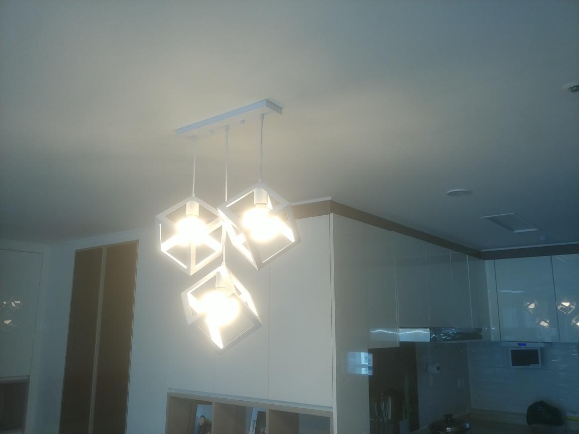 LED 교체 (조명시공)