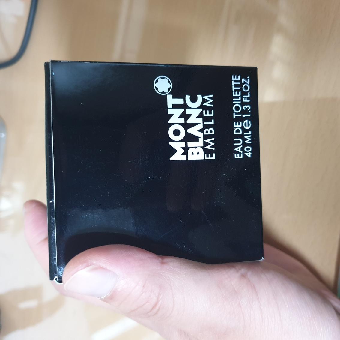 몽블랑 엠블럼 향수(40ml)새상품