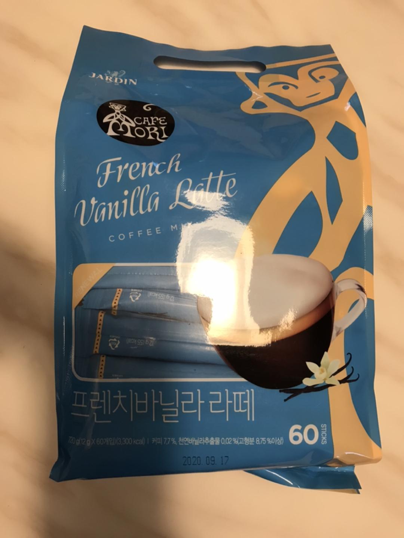 쟈뎅 바닐라 라떼 커피 믹스 팝니다