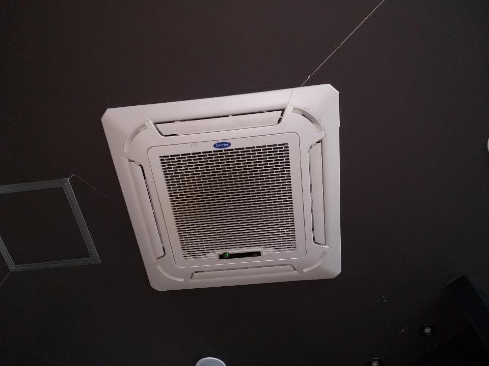 캐리어 냉난방기 CTV-Q1451FXO 인버터  2018년식  가격내림~