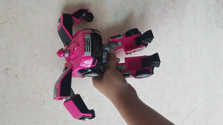 미니특공대 차동차로봇