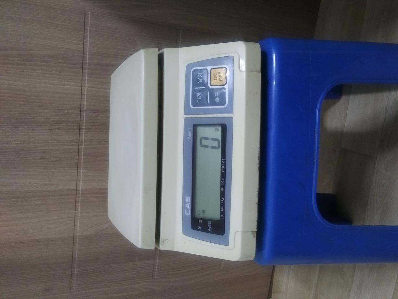 카스 전자저울 (5kg)