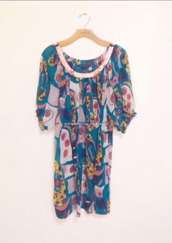 FRENCH CONNECTION 스팽글 쉬폰 드레스