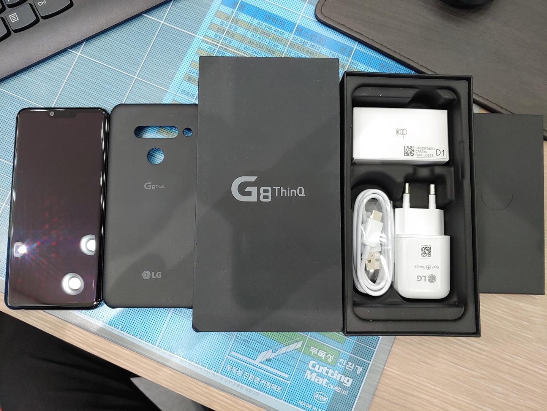 LG G8 중고폰 거의새거 팔아요