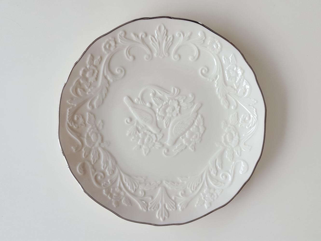 레녹스 웨딩 파티 접시
