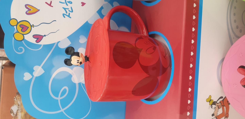 미키마우스  컵