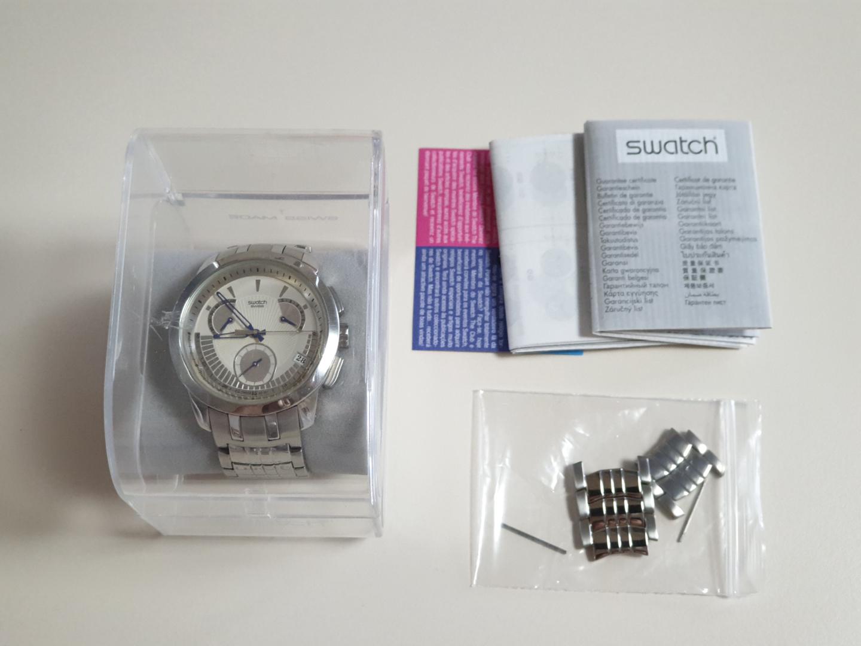 스와치 시계2