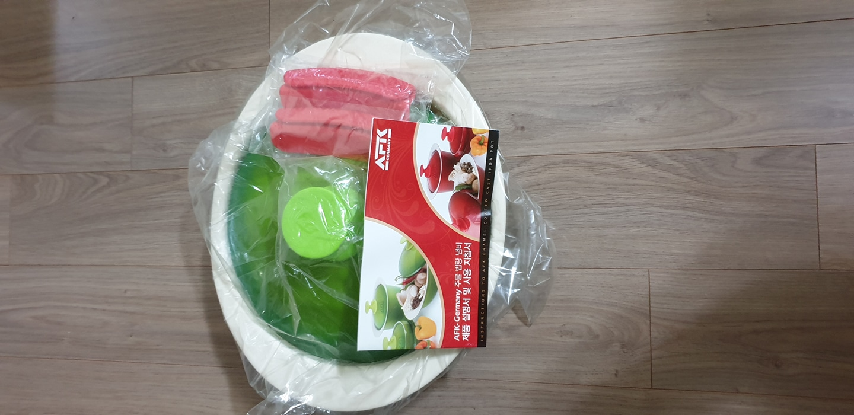 AFK주물법랑냄비(독일산)새상품