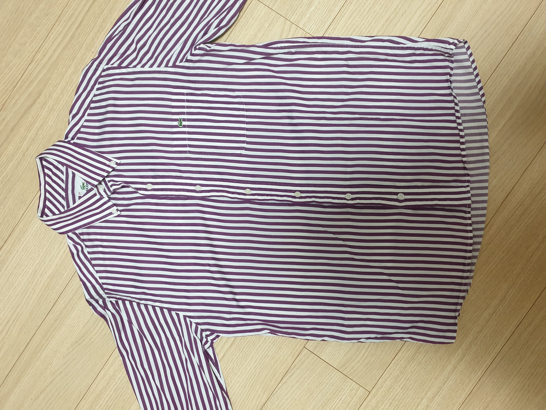 라코스테 셔츠(4장) 판매