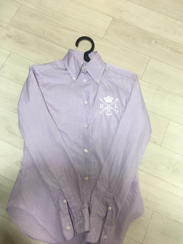 랄프로렌 슬림핏 여성셔츠