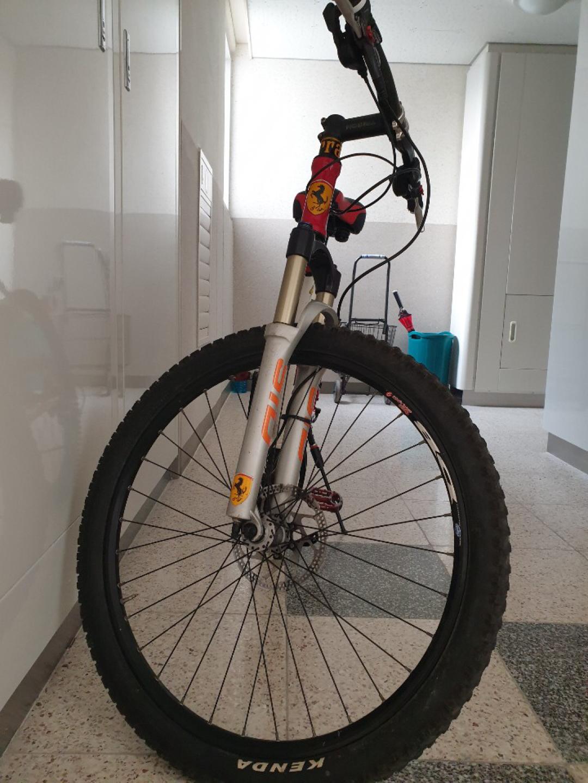 트리곤 자전거 MTB팝니다. (trigon expert model)