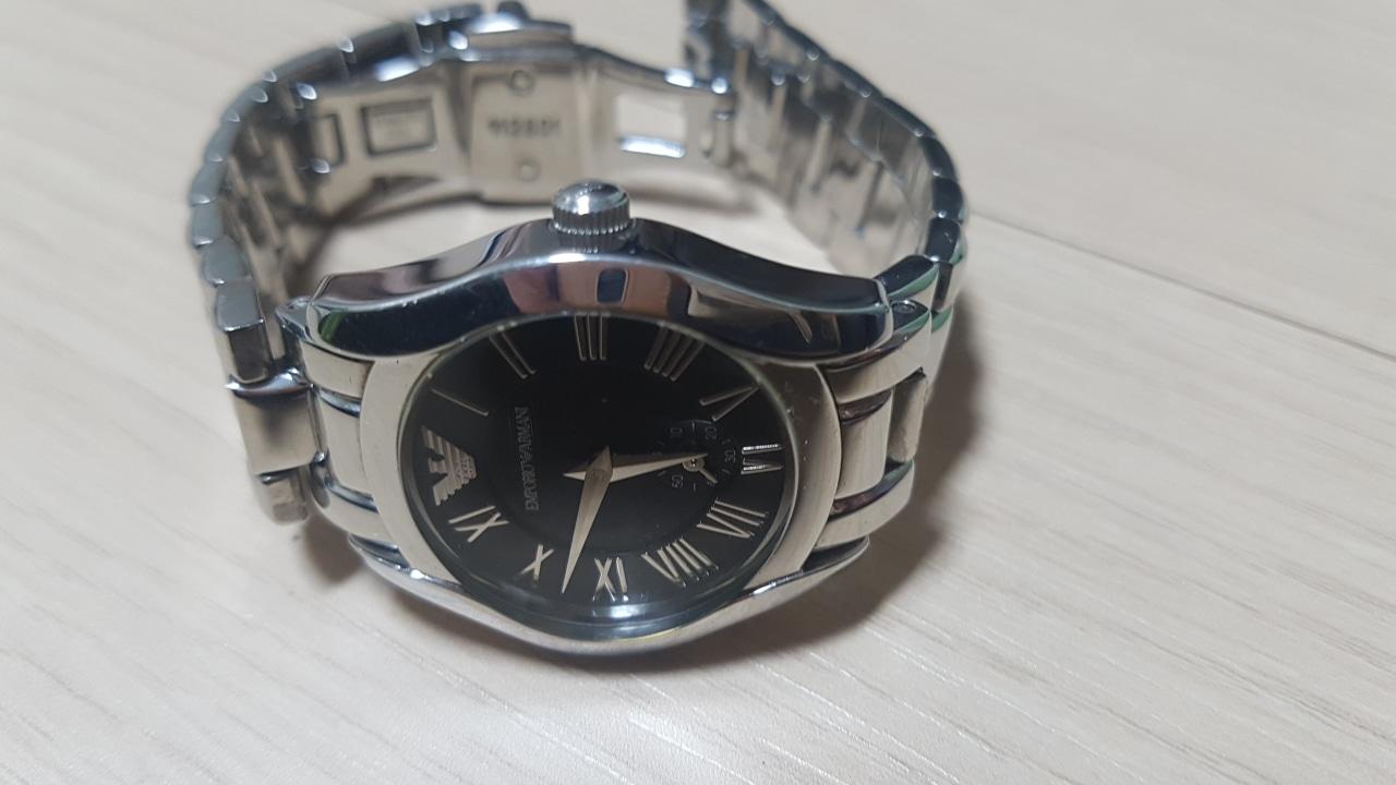 아르마니 여성손목시계 여성시계