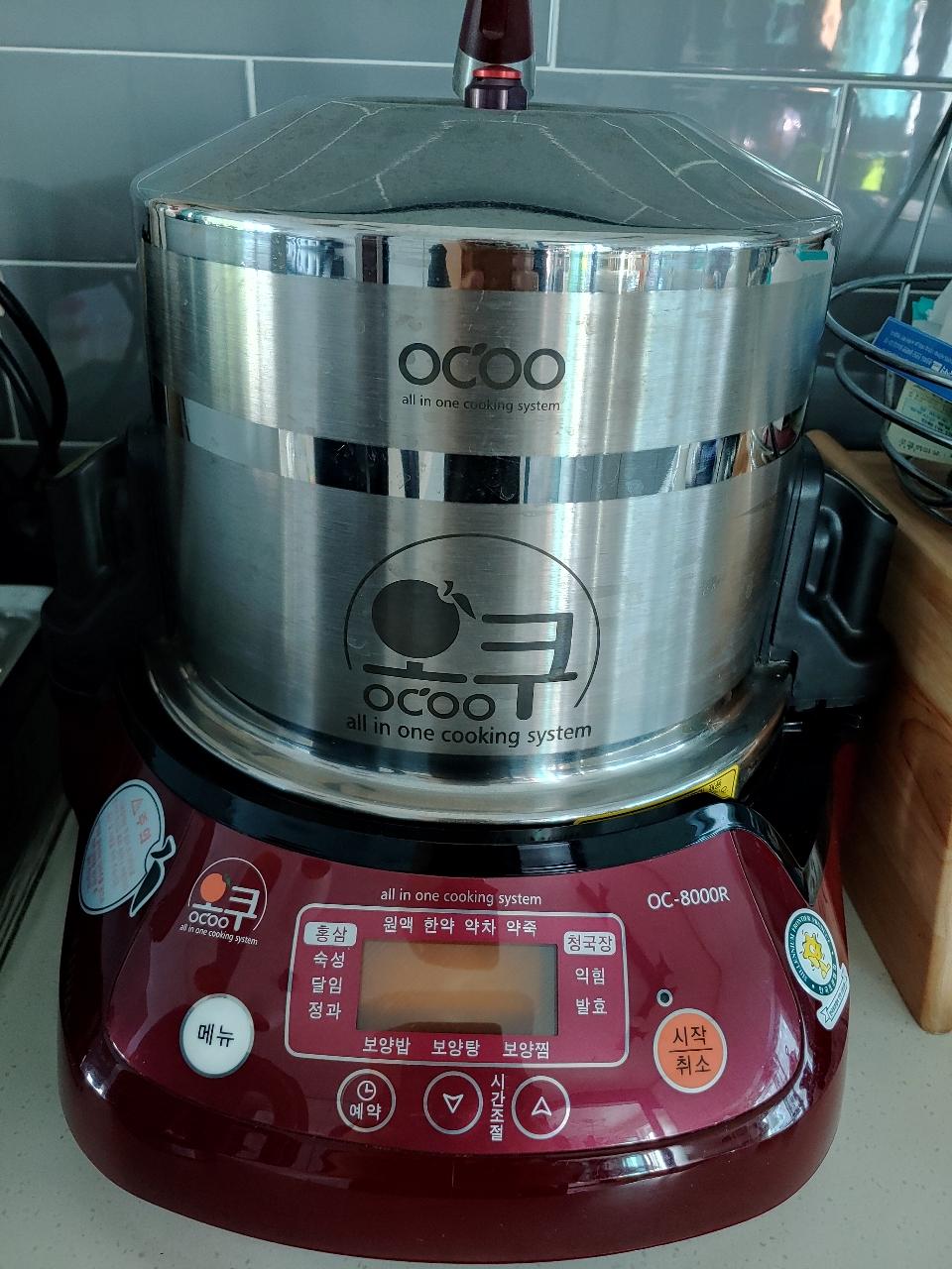 오쿠oc-8000R