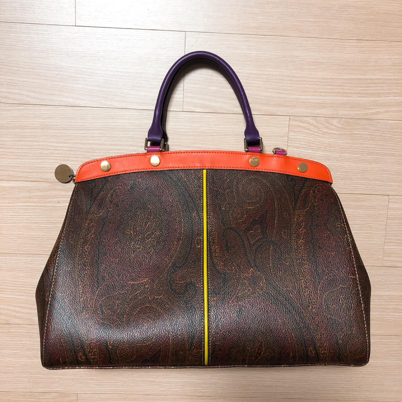 🥕무료나눔) 에트로 스타일 가방