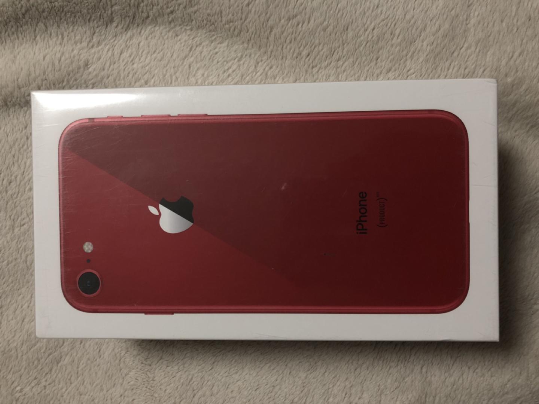 아이폰 8 64G 레드 리미티드에디션 풀박