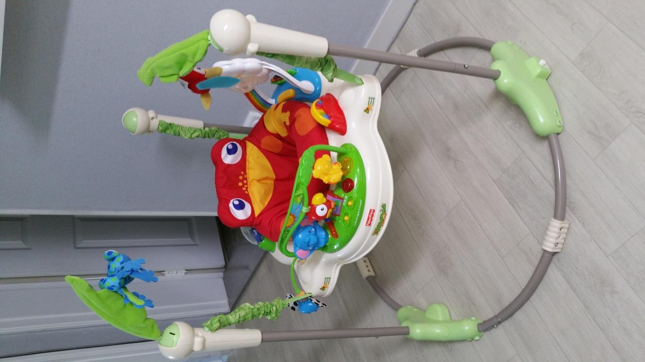 개구리 점퍼루(아기 모기장)