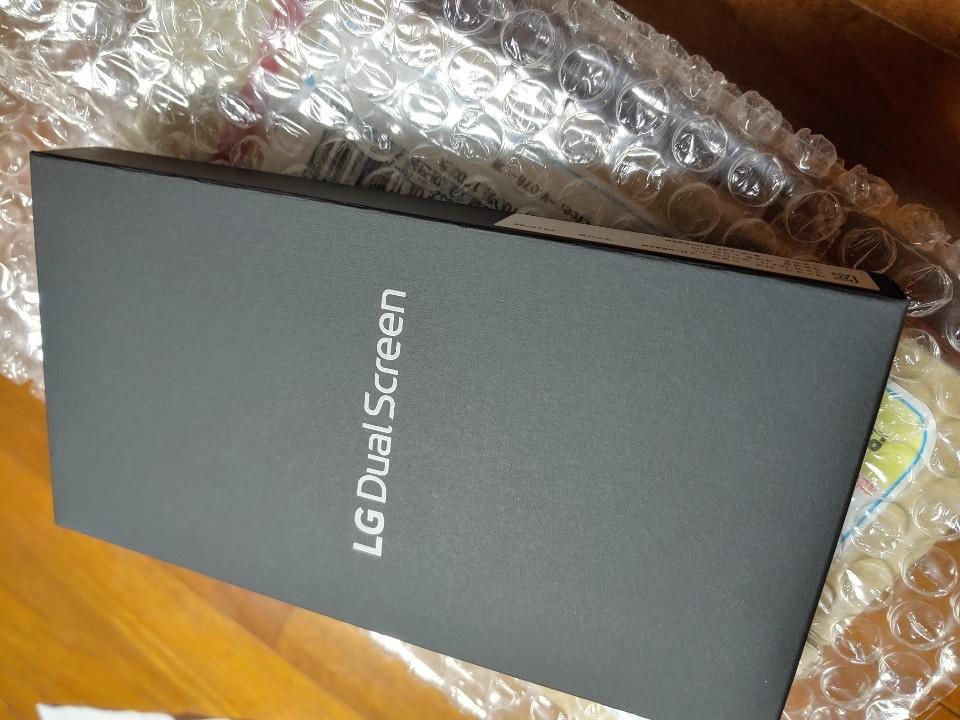 LG v50 듀얼스크린 케이스 미개봉 판매