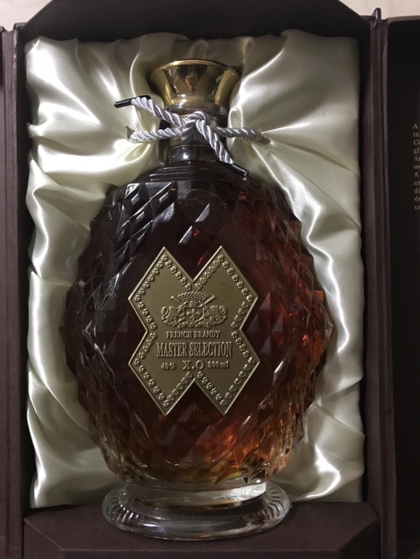 Delpech French Brandy x.o 800ml