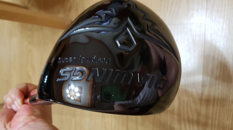 골프채 다이야윙스 500CC 44인치 드라이버