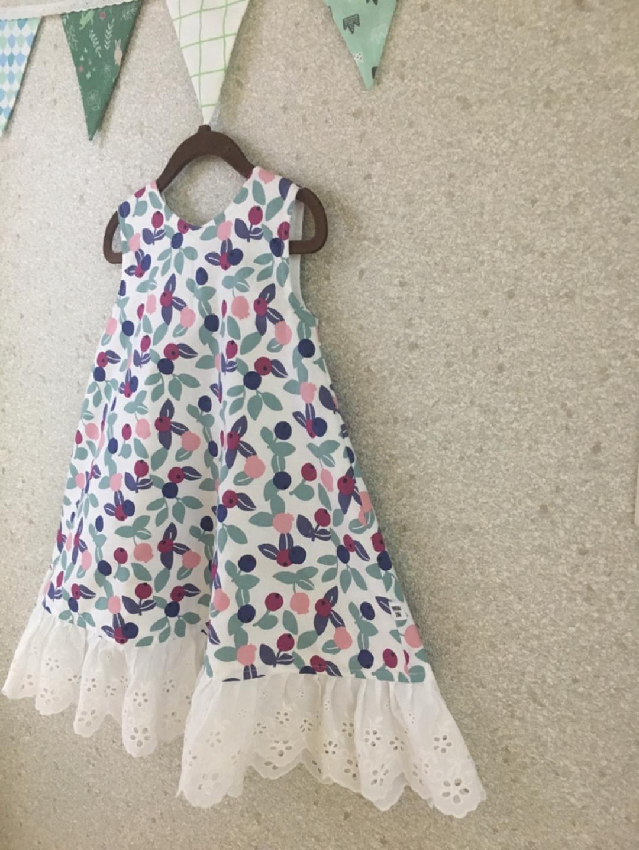 아기원피스(새옷)