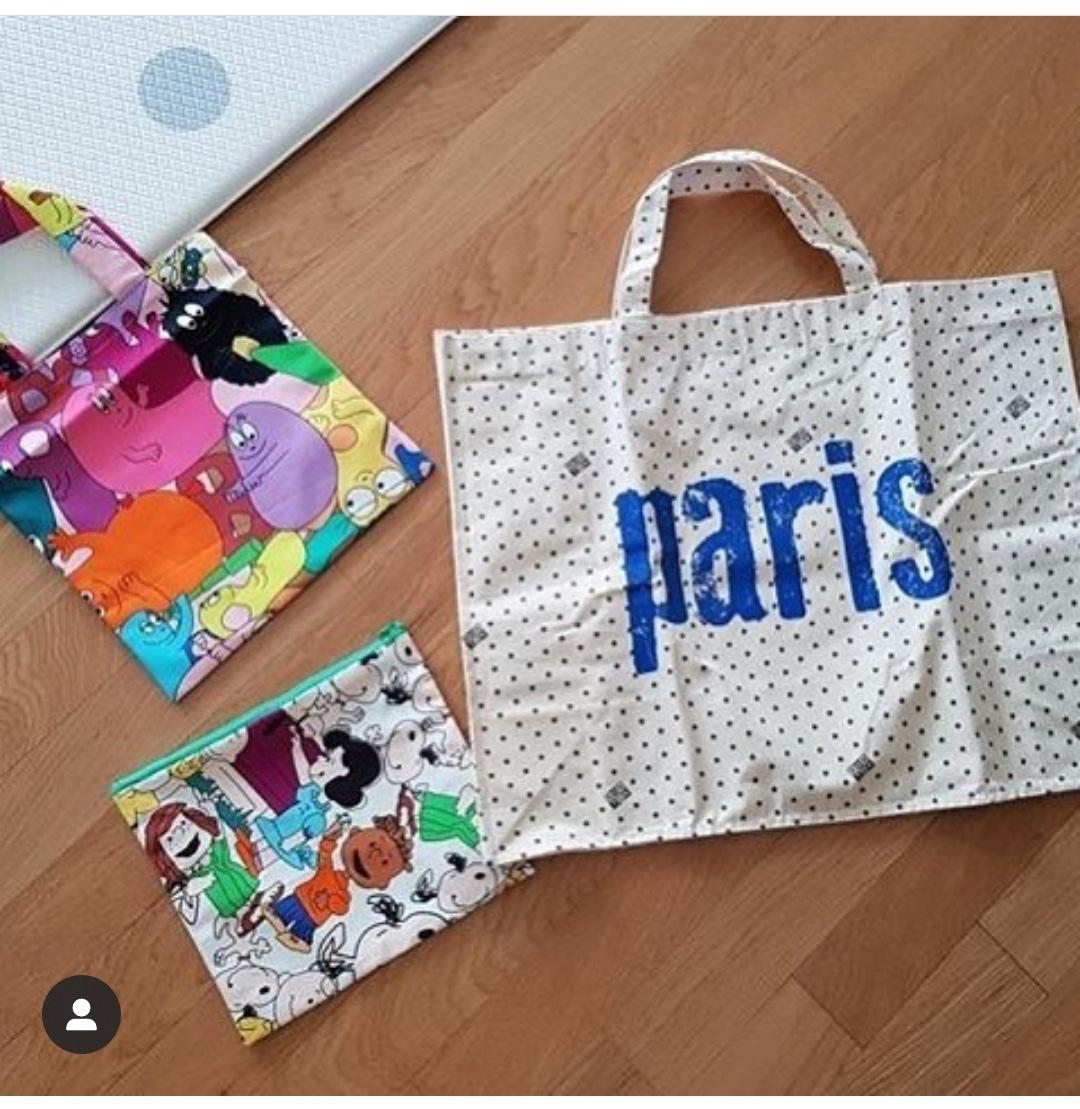 봉통 파리스 가방 기저귀 가방