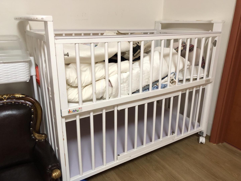 아기침대 보니침대 가격내렸어요