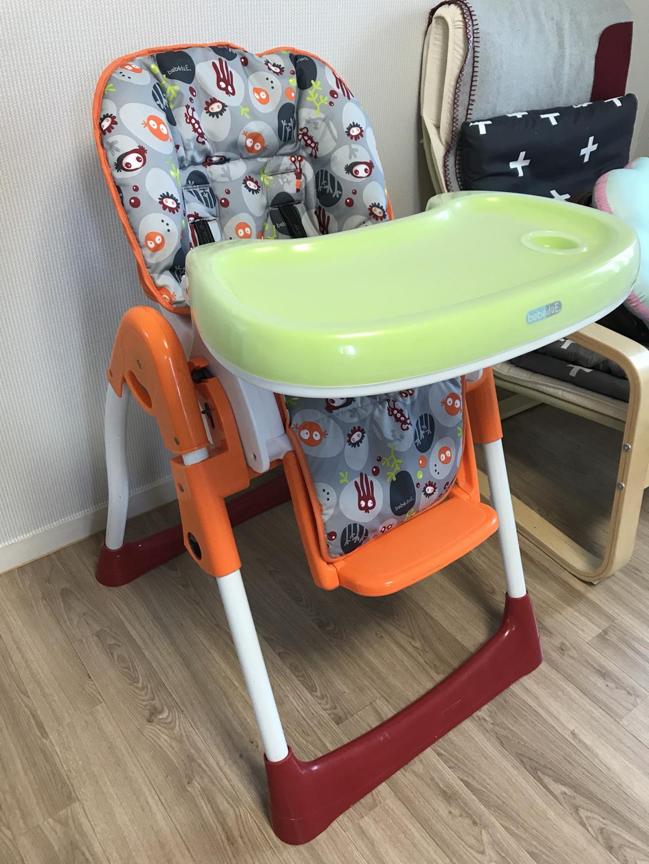 (가격내림) 베베듀에 아기 식탁의자