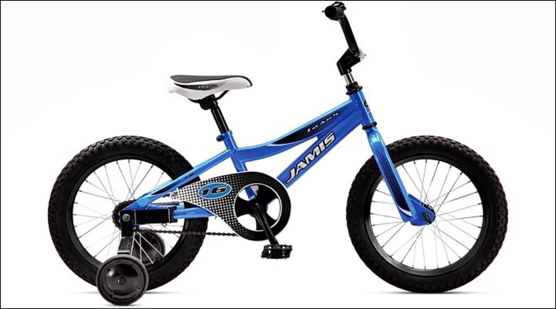 제이미스 어린이 자전거 5-7세