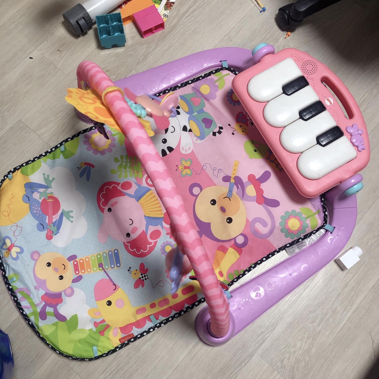 아기체육관 아기바운서