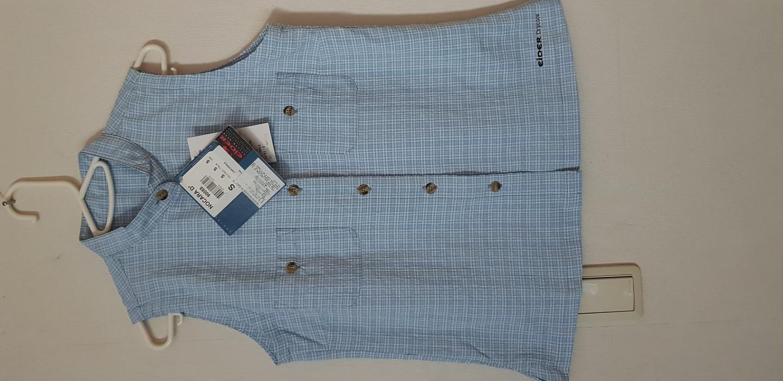 아이더 드라이코어 민소매 셔츠(새제품 )
