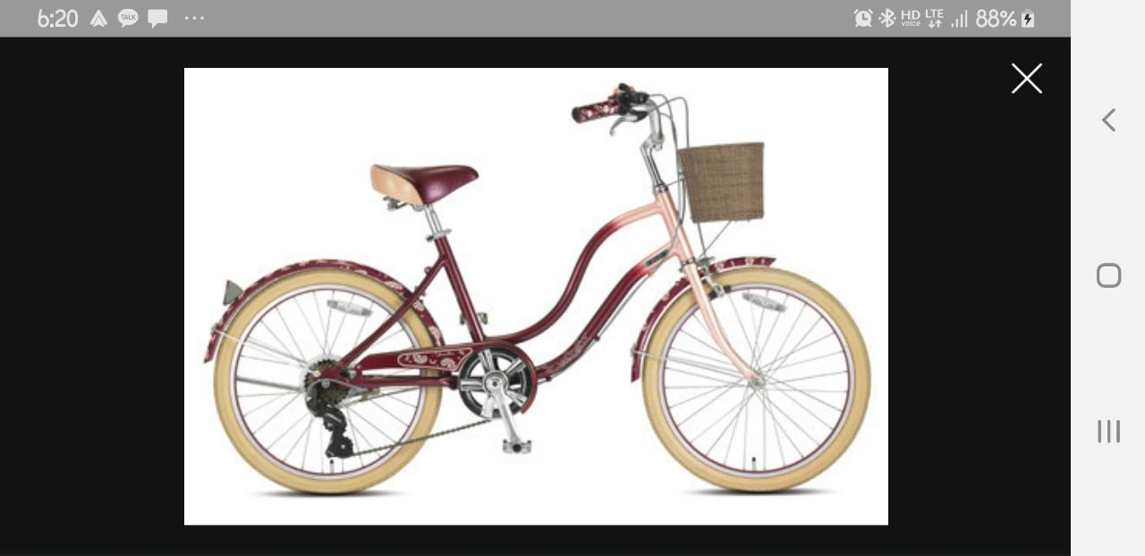 여성용가전거