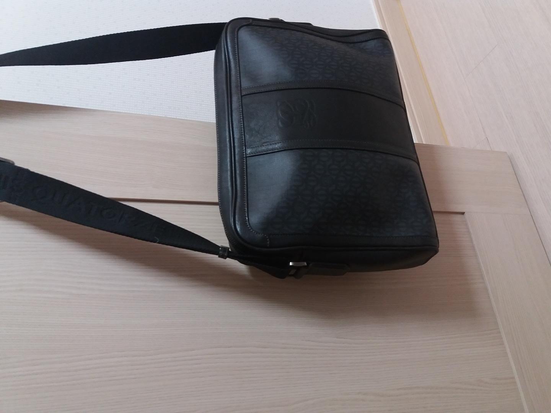 정품) 루이까또즈 남성 셔류가방