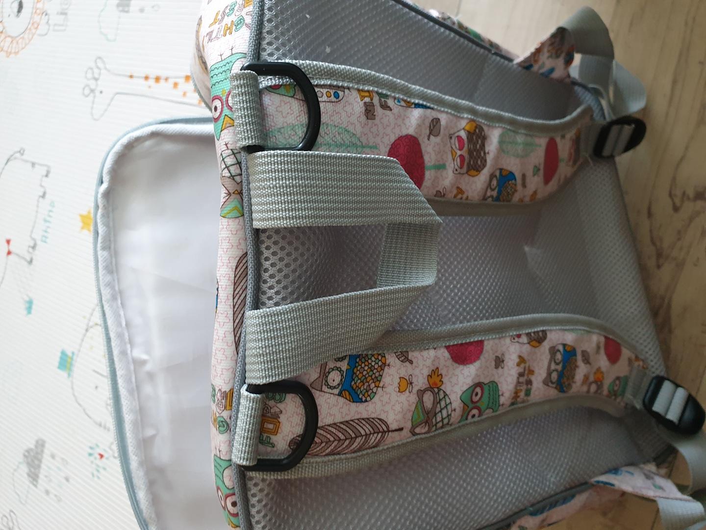 기저귀 가방 백팩