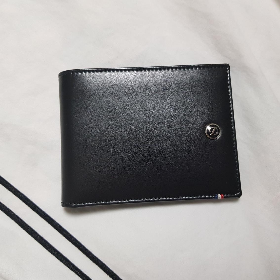 남성반지갑 (듀퐁반지갑)