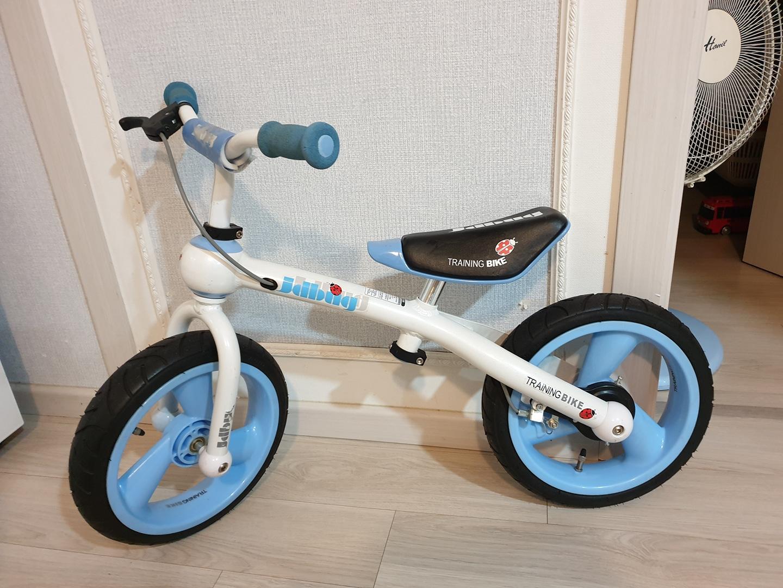 밸런스자전거  페달없는자전거실외용에요