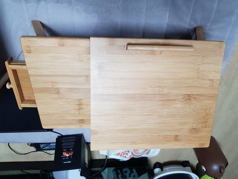 접이식 다용도 테이블/노트북테이블