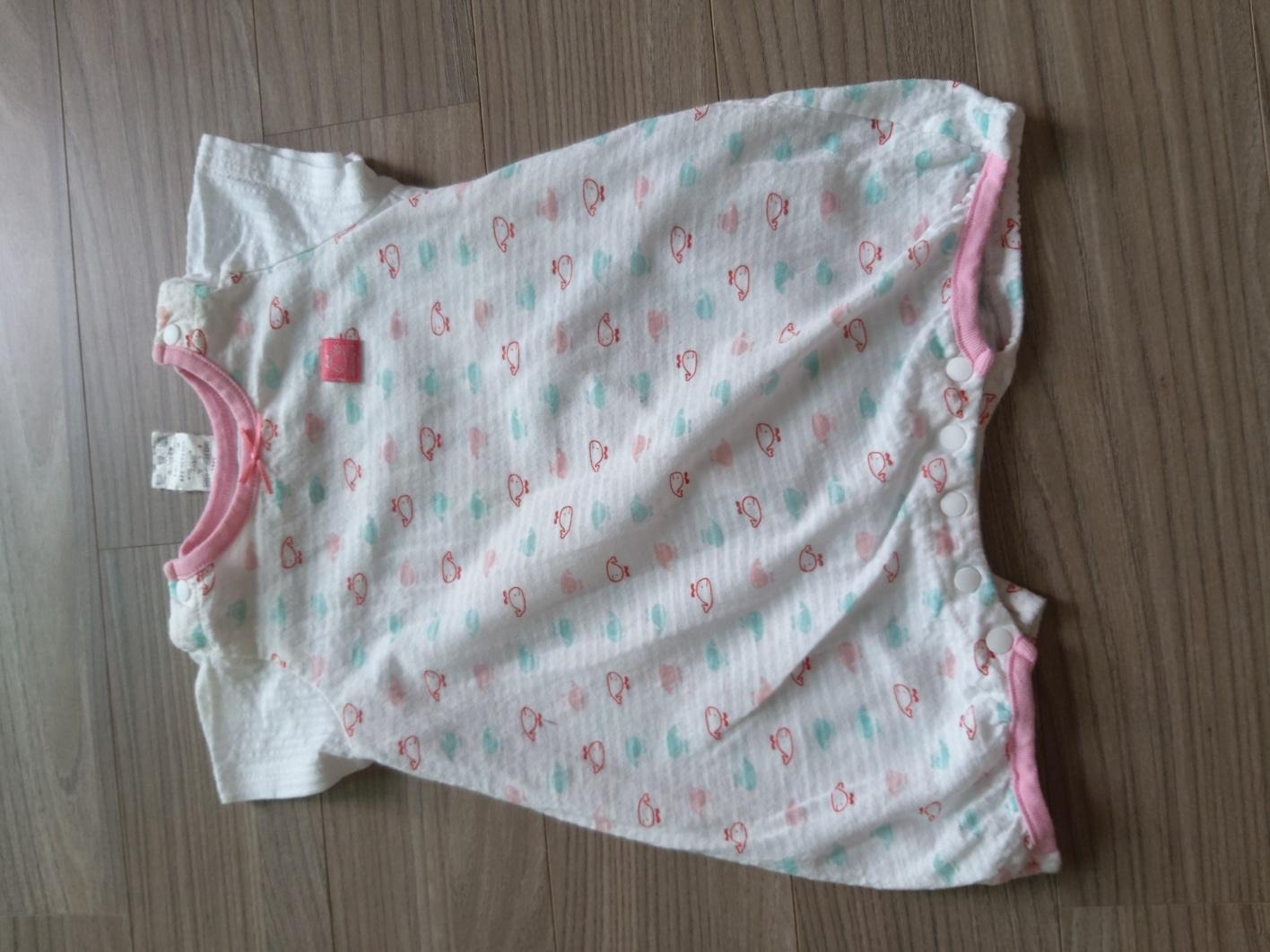 파코라반 여자 아기옷 75사이즈