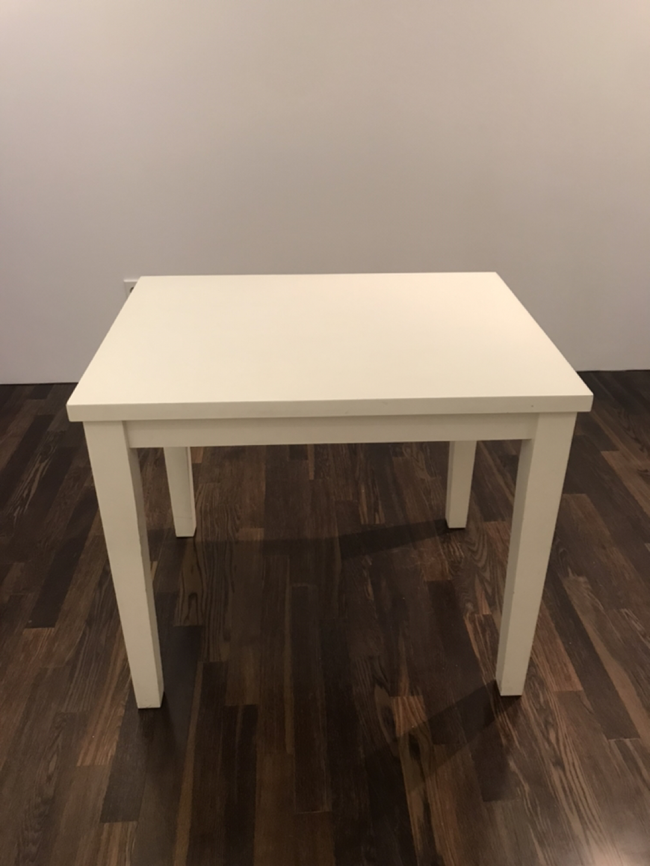 [식탁] 화이트 식탁 테이블 판매합니다.