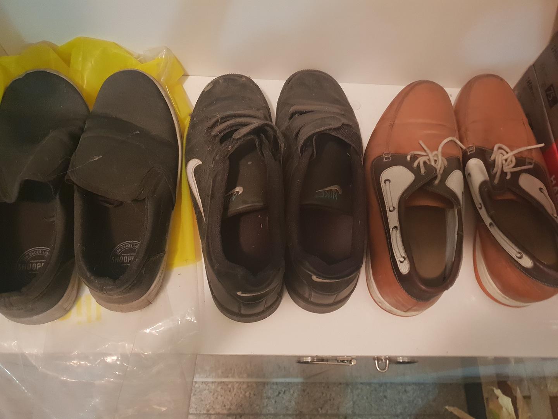 남성 브랜드 신발 270  전부 6천원