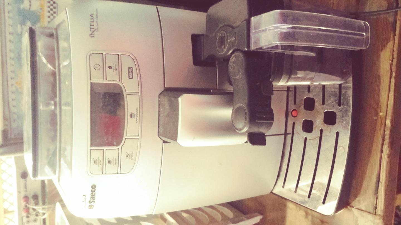 커피머신.  커피메이커