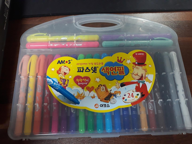 문구 용품 팝니다 색연필.아크릴.수채화물감.파스넷색연필