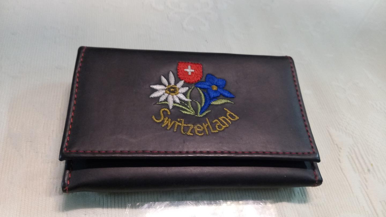 스위스산 지갑