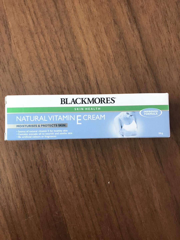 블랙모어스 비타민E크림 (미개봉새제품)