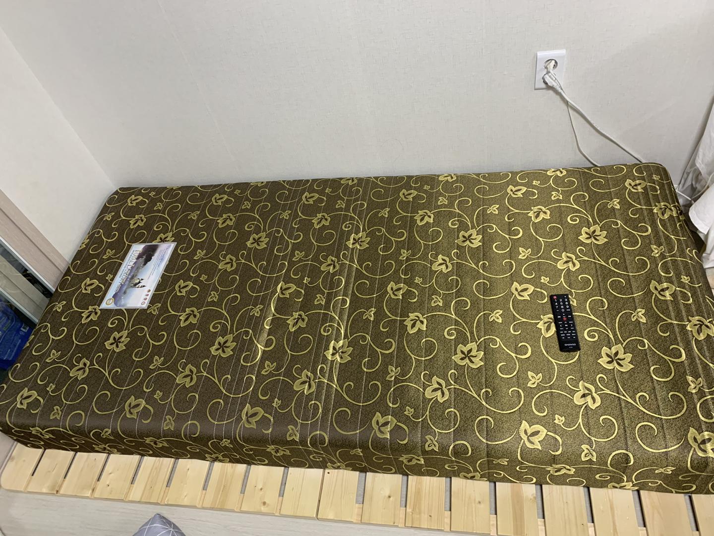 매트리스+침대깔판