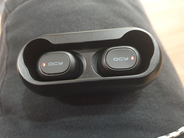qcy t1 블루투스 무선이어폰