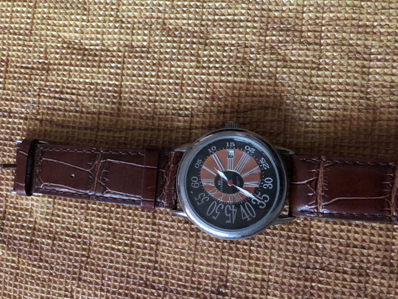 남성 자동 시계