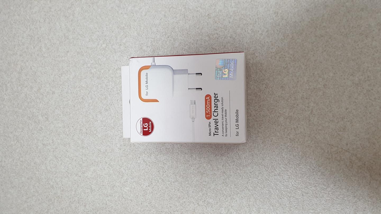 새상품)LG 5핀충전기